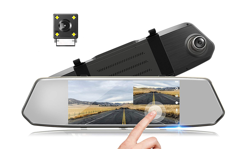 7 inch touch screen dash cam   web1