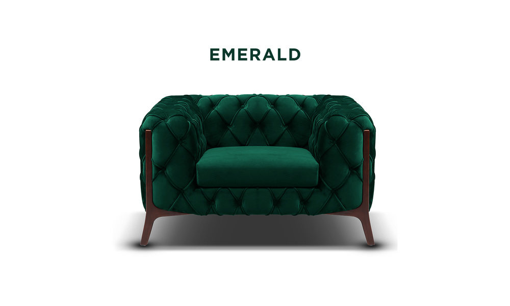 Emerald   diablo velvet button armchair   web1