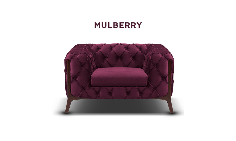 Mulberry   diablo velvet button armchair   web1