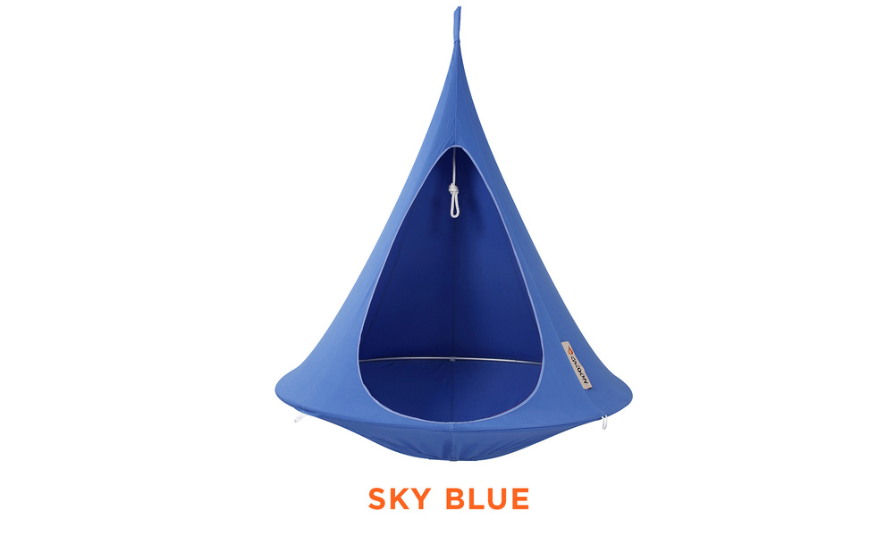 Sky blue   cacoon single hanging chair   web1