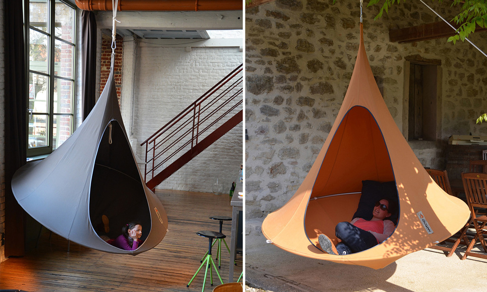 Cacoon double hanging chair   web1
