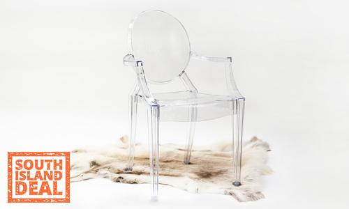 Louis ghost chair   south