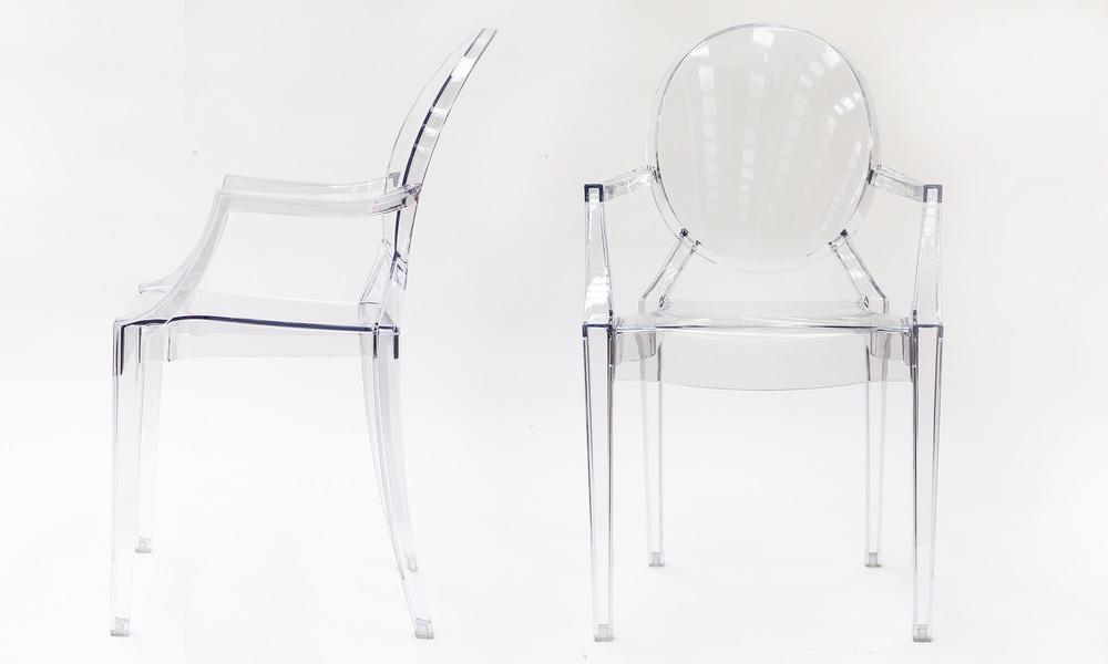 Louis ghost chair   web3
