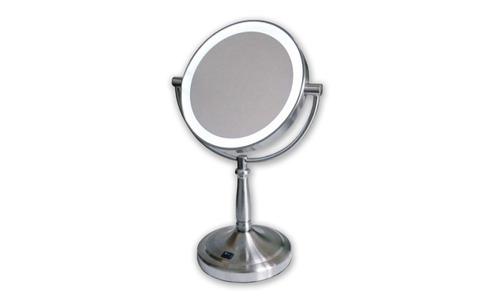 Homedics illuminated led vanity mirror 1226