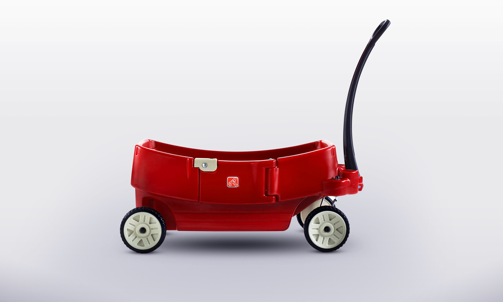 All around wagon   front