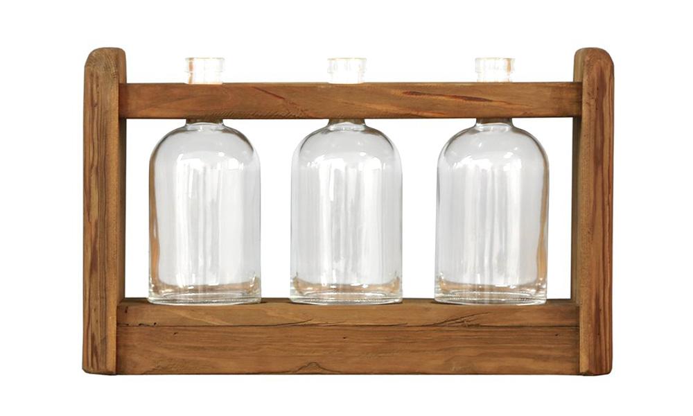 Trio of glass vases   web1