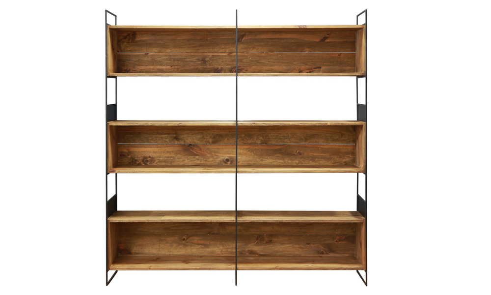 Grenier bookshelf  recycled pine   web2