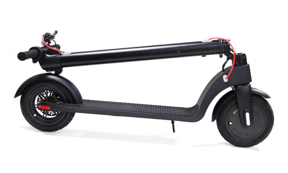 Hx x7 350w e scooter   web3