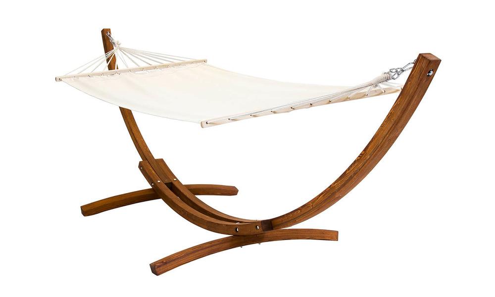 Wooden hammock stand   hammock web 1