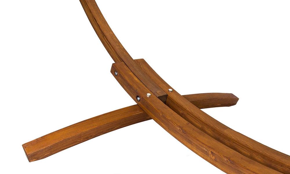 Wooden hammock stand   hammock web 2