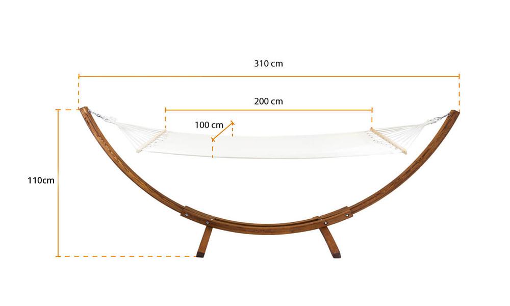 Wooden hammock stand   hammock web1