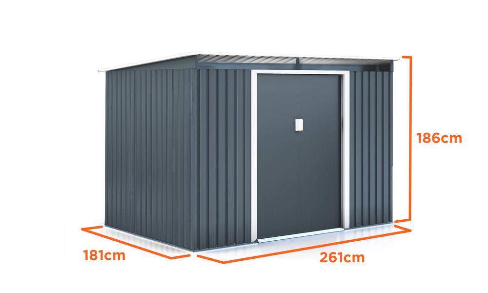 Mak garden shed   1190   261x181x186   web2
