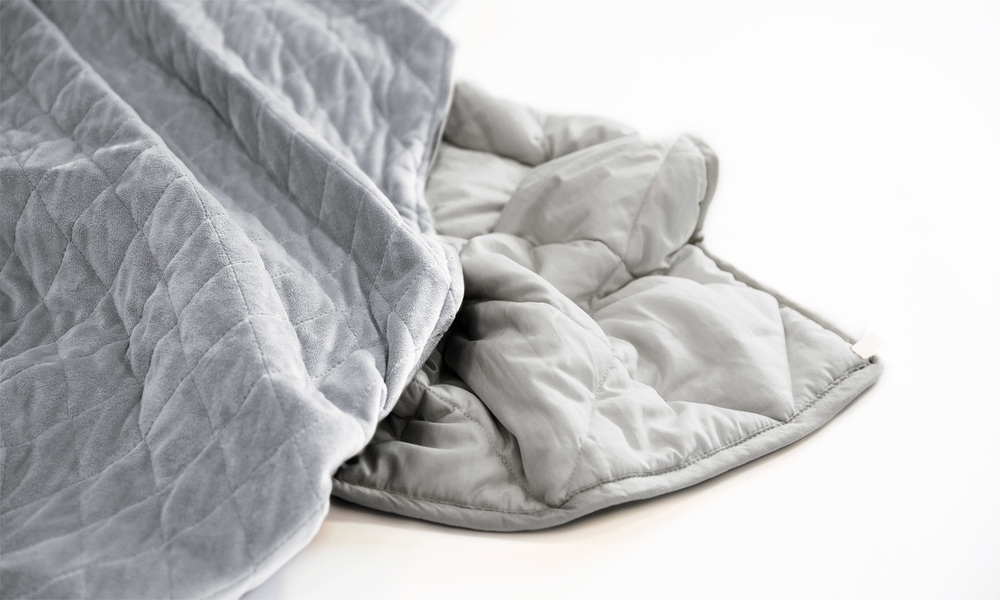 Dove grey   weighted blanket   web4