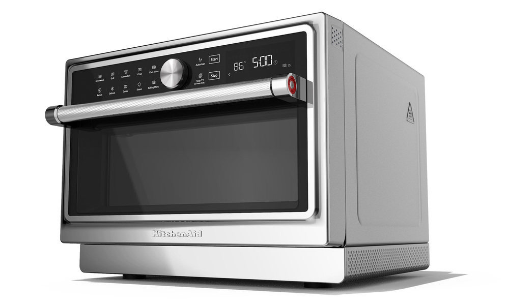 Kitchenaid microwave convection oven   web2