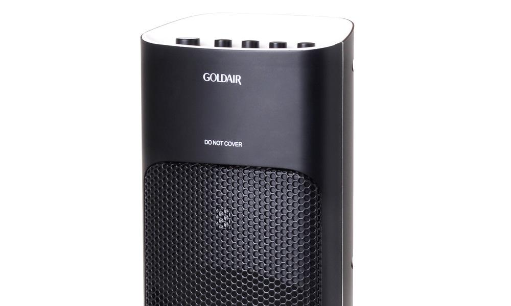 Container Door Ltd Goldair 2000w Ceramic Tower Heater 2