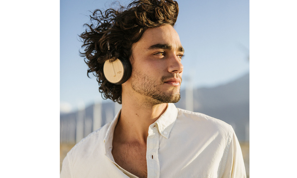 Marley wireless headphones   1342  web6
