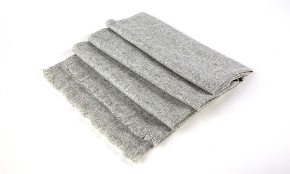 Grey   cashmere scarf   web1