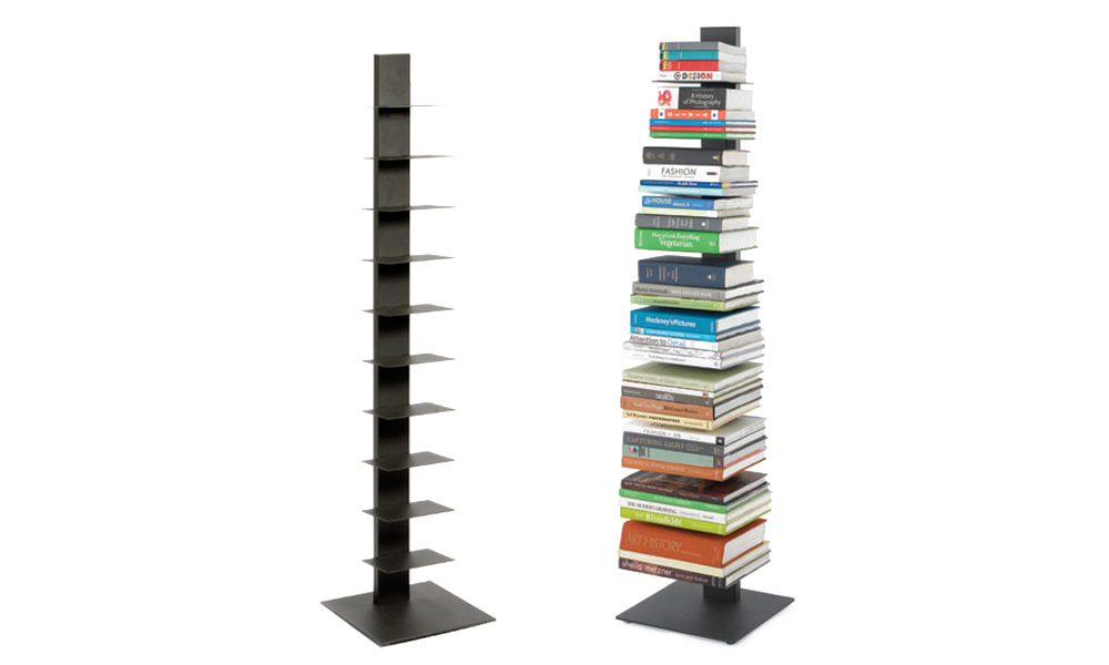 10 tier vertical book tower web2