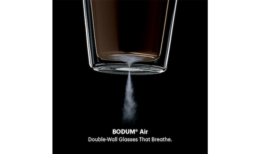 Bodum 2pc double wall glass 450ml   1350  web5