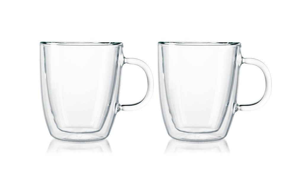 Bodum 2pcs double wall mug 300ml   1351  web1