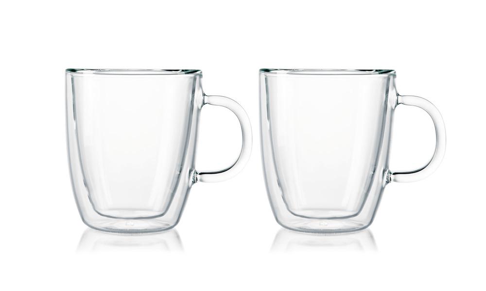 Bodum 2pcs double wall mug 300ml   1351  web1