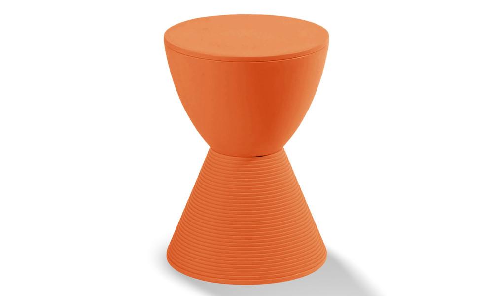 Recoloured   replica philippe starck prince aha stool   1160orange   replica philippe starck prince aha stool   web1