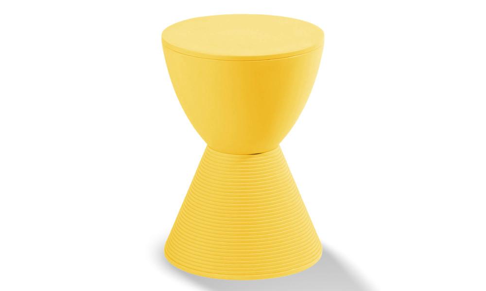 Recoloured   replica philippe starck prince aha stool   1160yellow   replica philippe starck prince aha stool   web1