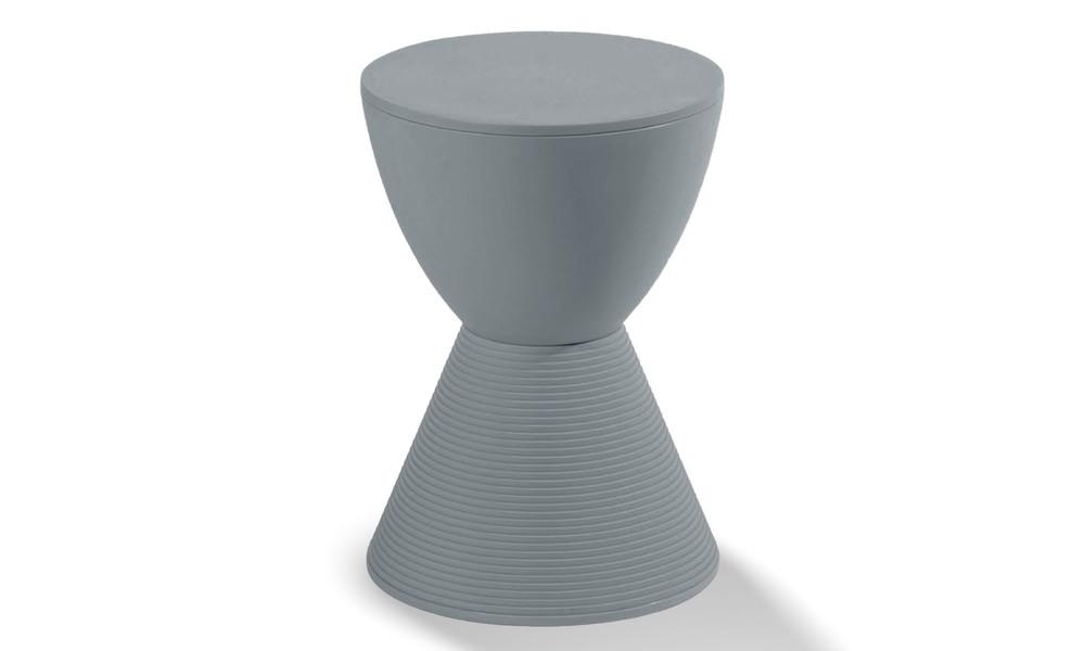 Recoloured grey   replica philippe starck prince aha stool   1160   web1