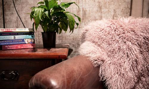 Pink   tibetan sheepskin rug   1319  web4 %281%29