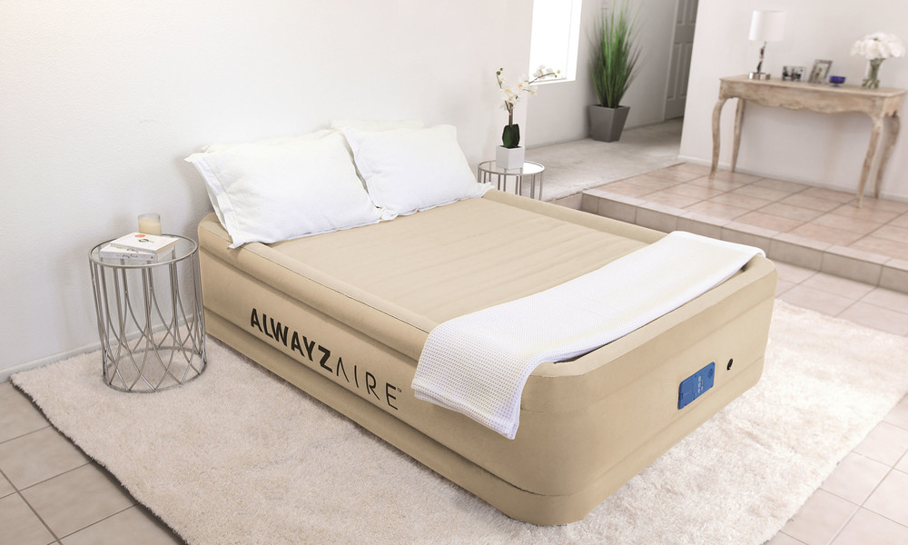 Bestway alwayzaire comfort choice fortech airbed   1391  web4
