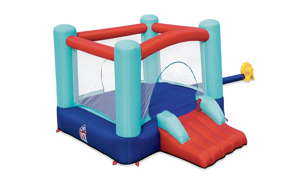 Bestway spring n slide bouncy castle   1383  web1