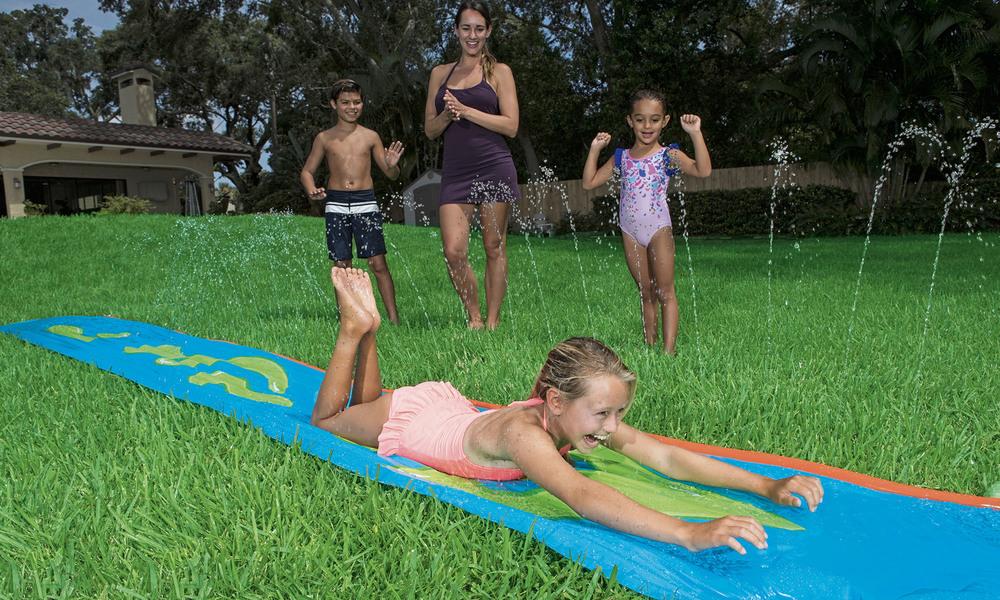 Bestway h2ogo slime   splash water slide   1382  web2