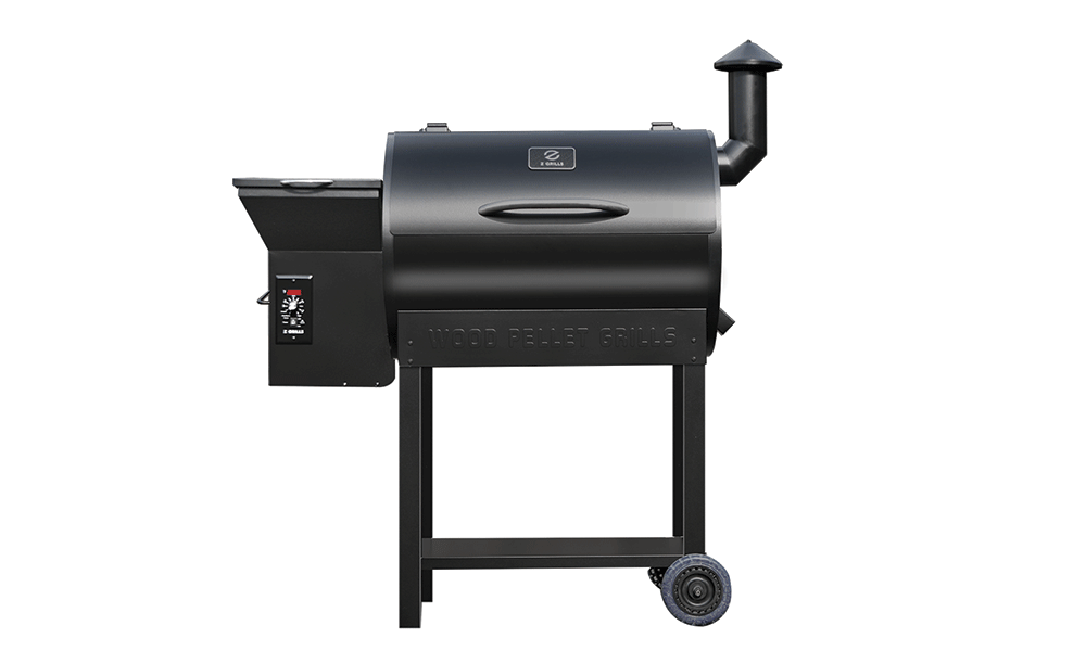 Z grill pelletet smoker 0004 4