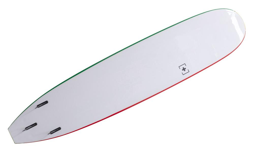 Rasta   soft surfboard striped   web6