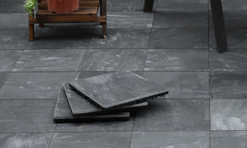 Natural slate decking tiles   web1