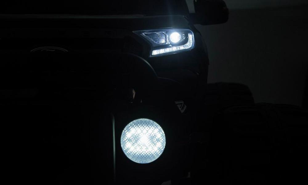 Ford ranger monster truck ride on   web7