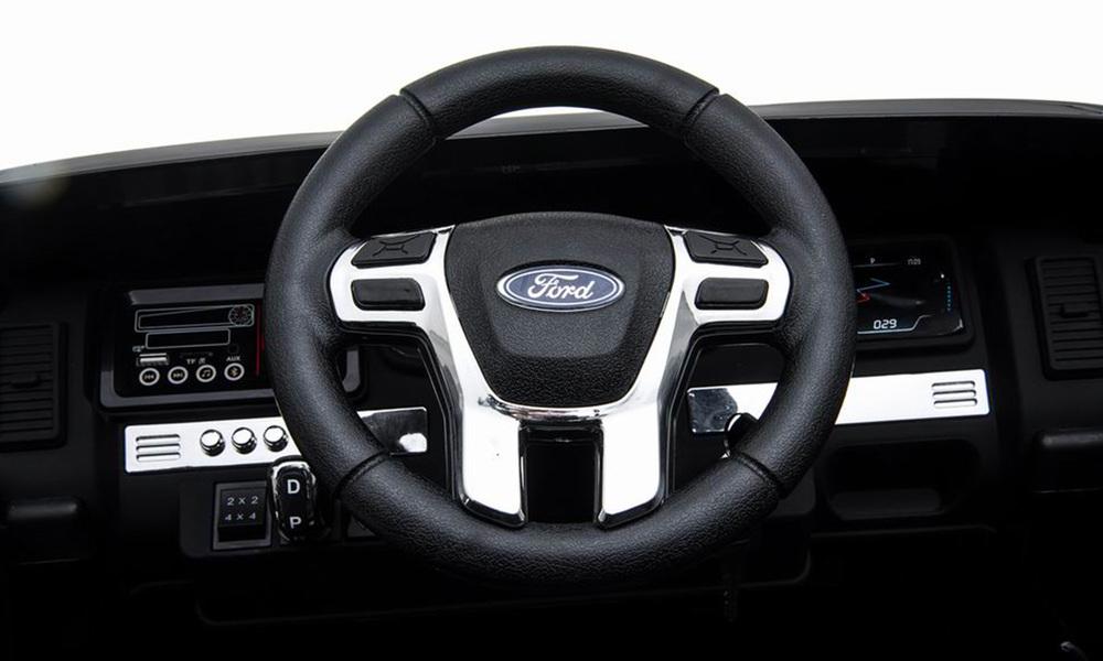 Ford ranger monster truck ride on   web9