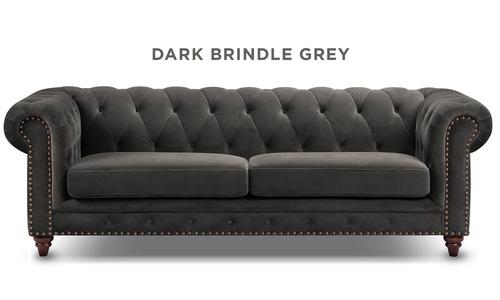 Dark brindle grey   kensington velvet button 3 seater sofa   web1