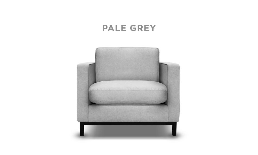 Pale grey   archer armchair   web1