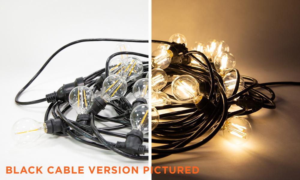 White   festoon lights   web5