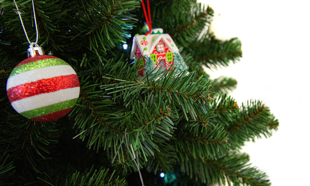 Faux christmas tree   web3