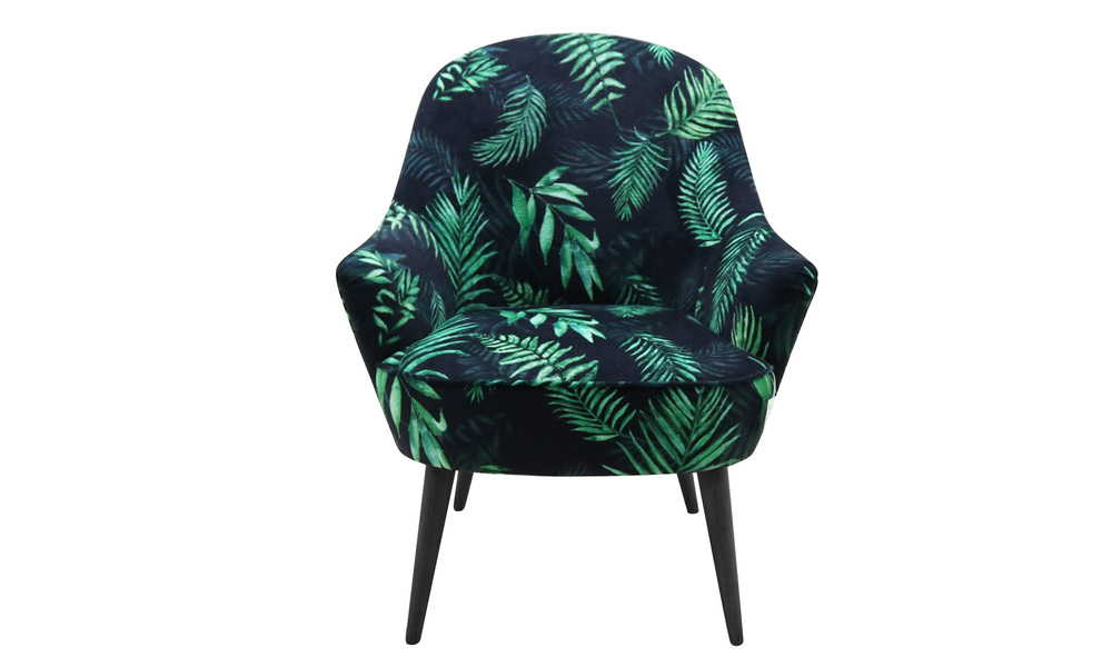 Hanks palm print chair   web3