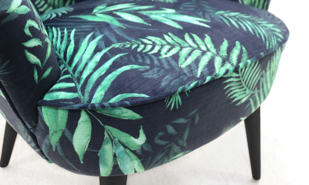 Hanks palm print chair   web4