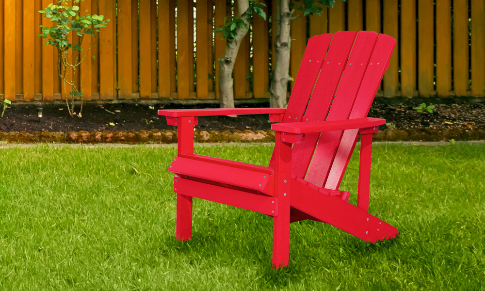 Red   coloured cape cod chair   web1