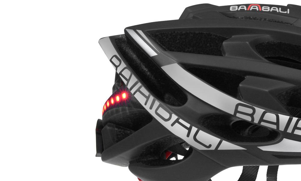 Smart helmet   wireless turn signal with bluetooth   web2