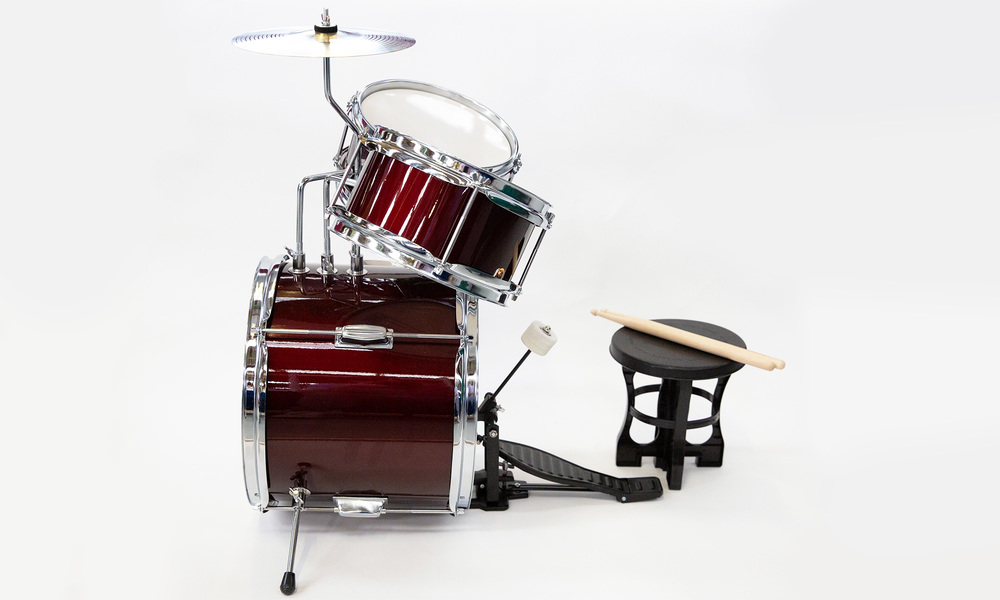 Kids mini drum kit   web3