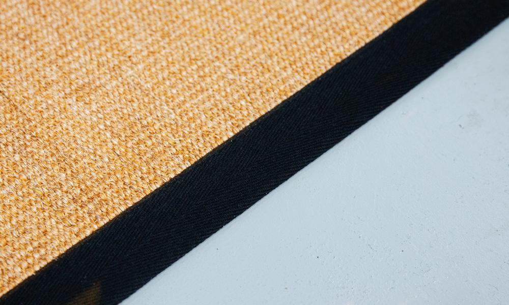 Sisal rug with border   web5