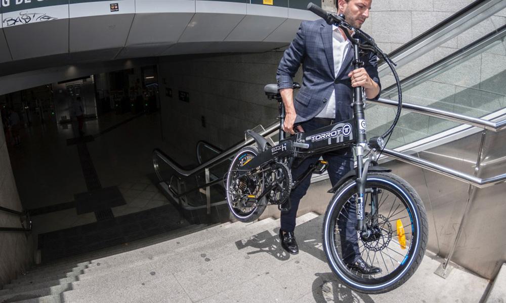 Torrot city surfer folding electric bike   web1