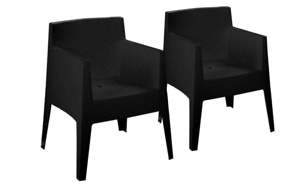 Black   replica phillippe starck toy armchair   web1