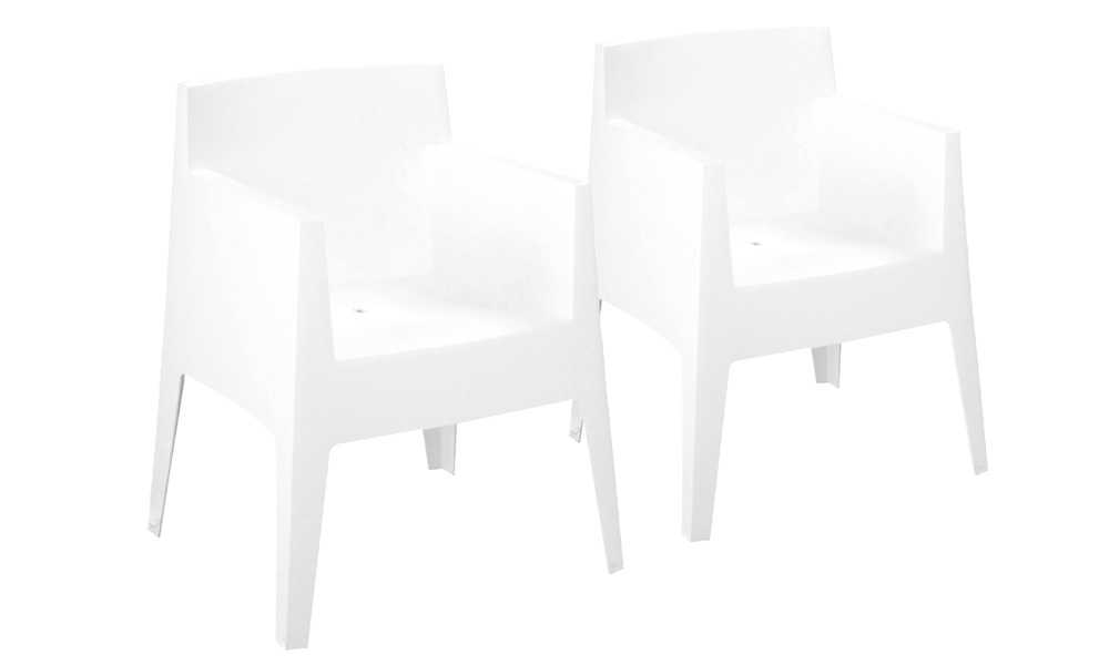 White   replica phillippe starck toy armchair   web1